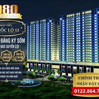 Căn hộ Roxana Plaza Thuận An, Bình Dương chỉ từ 950 triệu/căn hộ 2 phòng ngủ