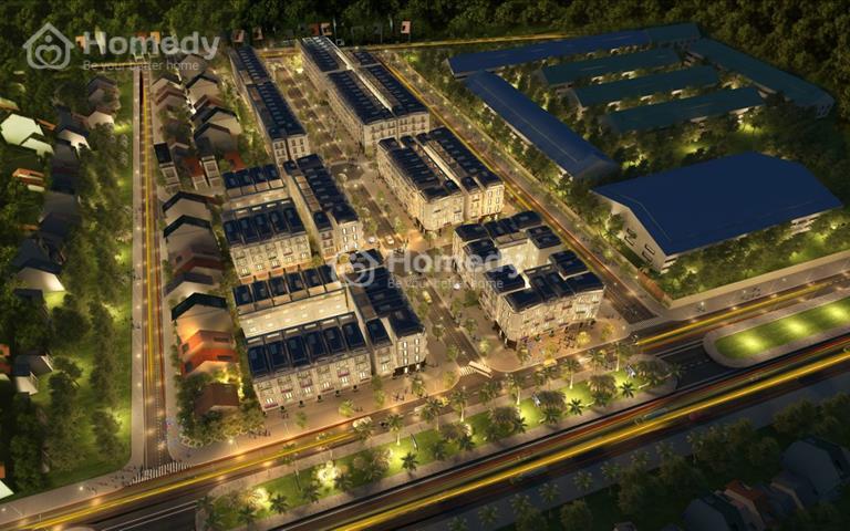 Mở bán đất nền và liền kề Sao Vàng Uông Bí, Quảng Ninh