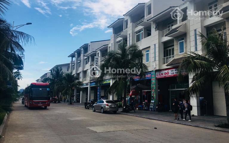 Bán Shophouse view biển Tuần Châu 108m2 - xây thô 5 tầng - kinh doanh du lịch tốt
