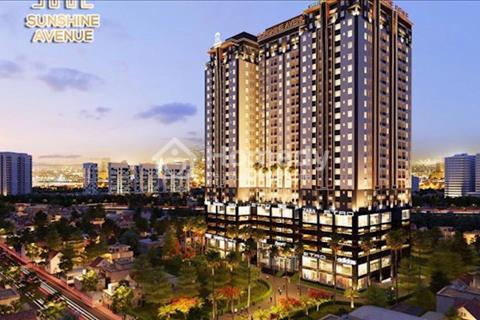 Căn hộ tiêu chuẩn Singapore - Sunshine Avenue view Quận 1 thanh toán chỉ 180 triệu sở hữu ngay