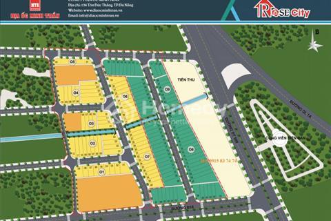 Suất ngoại giao dự án Rose City – Đất nền trung tâm Vĩnh Điện