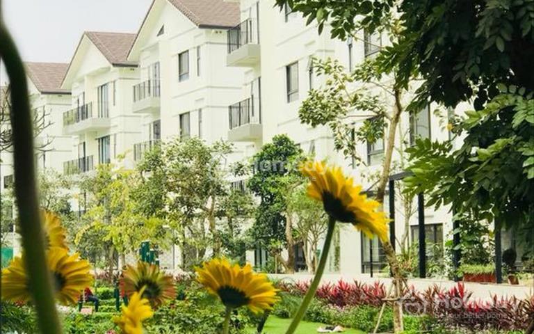 Bán biệt thự Vinhomes Thăng Long 154m2 chỉ từ 9,2 tỷ view vườn hoa 4 mùa