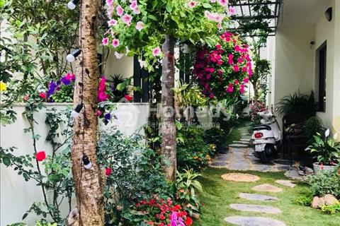 Bán căn biệt thự Vinhomes Thăng Long 154m2 chỉ từ 9,5 tỷ view vườn hoa 4 mùa