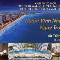 Căn hộ nghỉ dưỡng mặt tiền Trần Phú Nha Trang, lợi nhuận đến 12%/năm, CK mua lại 150% sau 10 năm
