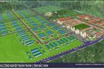 Khô đô thị phục vụ công nghiệp Thuận Thành III được quy hoạch với diện tích 70ha với phần diện tích quy hoạch đất ở chiếm 40%.
