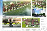Nội khu dự án được thiết kế với kết cấu hạ tầng kỹ thuật đồng bộ, hiện đại, hệ thống công trình công cộng, dịch vụ đầy đủ và tiện nghi, môi trường sống tốt bao gồm: Khu trung tâm dịch vụ, thương mại; Trung tâm văn hóa, công viên cây xanh mặt nước, khu hành chính, công trình công cộng giáo dục, y tế.