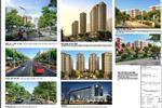 Tổng thể dự án bao gồm nhiều hình thức nhà ở để khách hàng lựa chọn như: nhà ở thương mại, liền kề, liền kề vườn, biệt thự đơn lập, biệt thự song lập, nhà ở chung cư, nhà ở xã hội và nhà ở liền kề kết hợp thương mại dịch vụ.