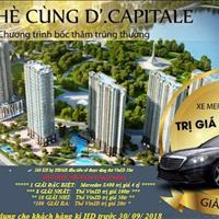 Chính sách khủng chỉ có tại Vinhomes D' Capitale Trần Duy Hưng chỉ với 20% giá trị căn hộ