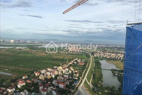 Bán căn góc đẹp nhất dự án Intracom Riverside 76m2 view cầu Nhật Tân tuyệt mĩ