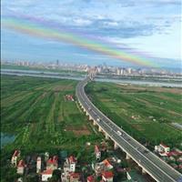 Căn hộ 76m2 view cầu Nhật Tân, giá 1.5 tỷ, 2 phòng ngủ, 2 WC, chiết khấu 4,5%, BIDV hỗ trợ 70%