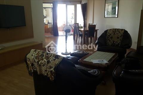Bán căn hộ chung cư 160m2 căn góc 2 ban công tòa Hoàng Đạo Thúy, full nội thất cao cấp