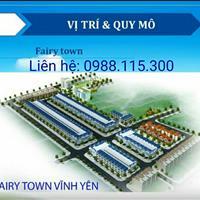 Đất nền dự án hot nhất thành phố Vĩnh Yên, cơ hội đầu tư sinh lời cao, hỗ trợ vay tối đa 70%