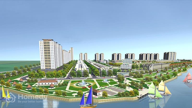 Dự án Khu dân cư Hưng Phát Long An - ảnh giới thiệu