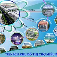 Đất nền đầu tư hiệu quả khu chợ Miếu Bông Phạm Hùng
