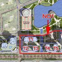 Cần tiền bán gấp căn 3 phòng ngủ tòa N01 - T3, giá 27 triệu/m2