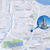 Bán căn hộ 3 phòng ngủ tầng 10 Liễu Giai, Ba Đình, Hà Nội