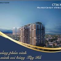 Cần bán căn 0405 hướng Xuân La, diện tích 71,8m2, dự án CT36 Xuân La Tây Hồ, giá bán 26 triệu/m2