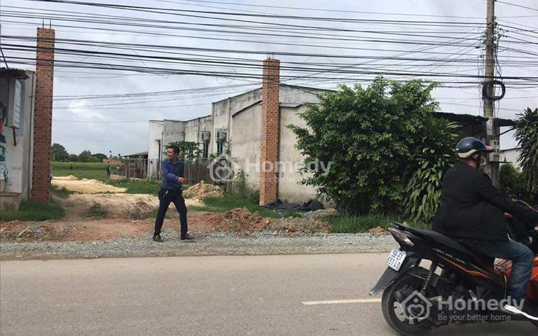Đất mặt tiền tỉnh lộ 9 thổ cư 100% sổ riêng cách sân bay Tân Sơn Nhất 15 phút chạy xe
