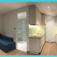 Cho thuê căn hộ mini 1 phòng ngủ 40m2, full đồ, Bình Thạnh