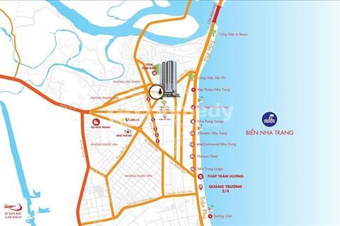 Căn hộ 100% view biển Nha Trang, giá tốt nhất, tặng chuyến du lịch Hàn Quốc 4 ngày 5 đêm