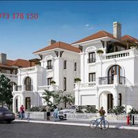 Bán Shophouse Embassy Garden Tây Hồ Tây Starlake 04 ô đẹp nhất