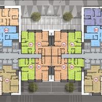 Chính chủ cần tiền bán gấp căn 2 phòng ngủ, Five Star Kim Giang, 68,92m2, giá 1,9 tỷ
