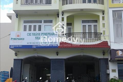 Cho thuê tòa nhà 4 tầng thuận tiện mở văn phòng, ngay mặt đường khu đô thị Lê Hồng Phong II