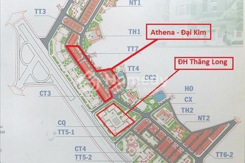 Shophouse Athena Fulland Đại Kim, giá từ 11 tỷ, mảnh đất vàng tại Nguyễn Xiển, đầu tư lãi 30%/năm