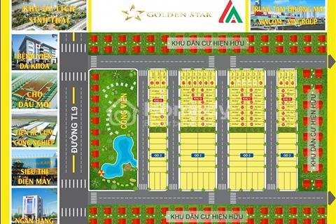 Đất nền dự án Đức Hòa giá rẻ giai đoạn F1 chỉ từ 5 triệu/m2