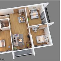 Bán căn hộ 3 phòng ngủ giá rẻ vị trí đẹp gần Aeon Mall Hà Đông quận Từ Liêm chỉ 17 triệu/m2