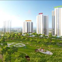 Ra hàng tòa Rosa – Gangnam trong lòng Hà Nội - Hồng Hà Eco City, chiết khấu 4%, lãi suất 0%