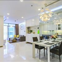 Cho thuê căn hộ 2 phòng ngủ tại Vinhomes Central Park, tầng trung, khu Park giá 18,7 triệu/ tháng
