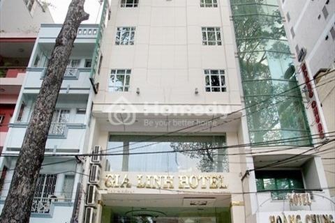 Cho thuê khách sạn mặt tiền đường Bùi Thị Xuân - phường Bến Thành - Quận 1