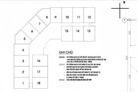 Chủ đầu tư mở bán 84 căn thuê mua đợt cuối CT2A Thạch Bàn, chọn căn, tầng, hướng