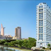 Penthouse siêu sang, thanh toán 50% nhận nhà, ngân hàng hỗ trợ 70%, có sân vườn chân mây 100m2