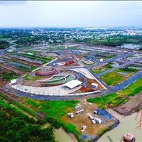 Đất nền sổ đỏ trung tâm thị trấn Cần Giuộc - hai mặt tiền view sông - giá gốc chủ đầu tư