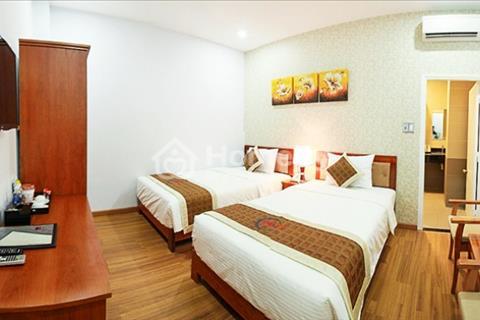 Bán nhanh khách sạn Hà Bổng 19 tỷ, 18 phòng full tiện nghi có quán bar tầng hầm