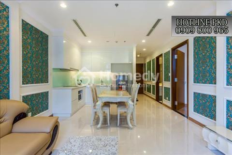 Cho thuê căn hộ cao cấp mặt tiền đường Nguyễn Hữu Cảnh 1PN full nội thất mới decor giá 17 triệu