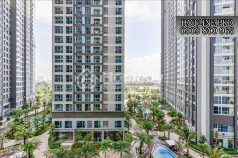 Giá cho thuê 14 triệu/tháng căn hộ cao cấp Tân Cảng 1 phòng ngủ 54m2 tầng 26 view nội khu Park 5