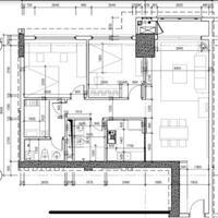 Bán căn hộ cao cấp 3 phòng ngủ Vinhomes Royal City