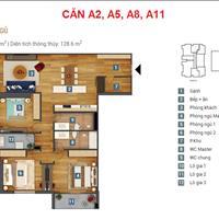 Căn hộ 3 phòng ngủ, dự án chung cư cao cấp Sky Park Residence