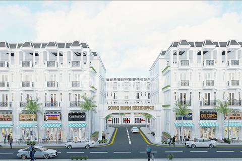 Chính thức nhận giữ chỗ nhà phố cao cấp Song Minh Residence 3 tầng, ngay siêu thị Metro quận 12