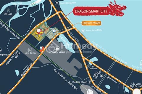 Mở bán 20 suất ngoại giao gần biển Xuân Thiều Homeland Central Park, chiết khấu 12% + 5 vàng SJC