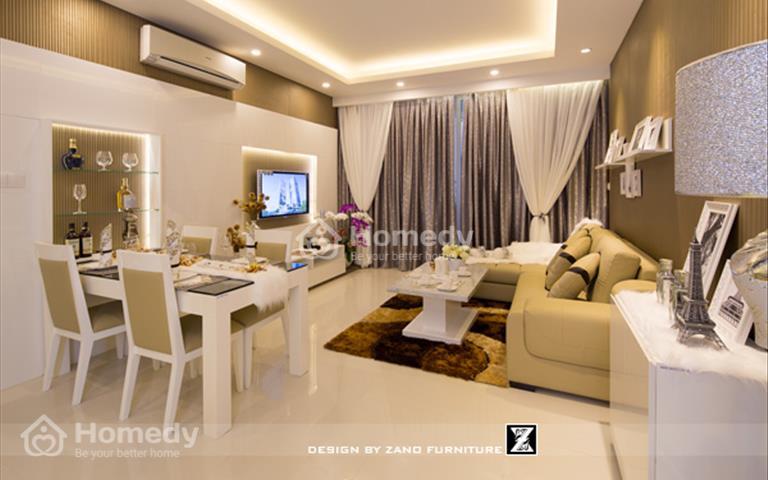 15 triệu/m2 khách hàng sở hữu căn 70m2 tại Long Biên, cuối năm bàn giao căn hộ