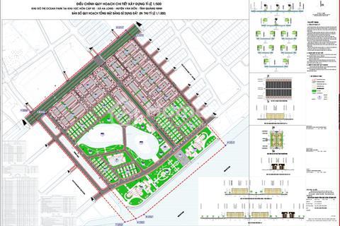 Bán đất dự án khu dân cư đô thị Ocean Park - Vân Đồn
