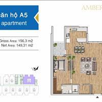 Chiết khấu tới 700 triệu/căn trong tháng 8/2018 Amber Riverside