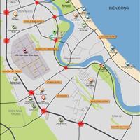 Chào bán Homeland Sunrise - dự án mặt sông Cổ Cò - khu đô thị Singapore phía nam Đà Nẵng