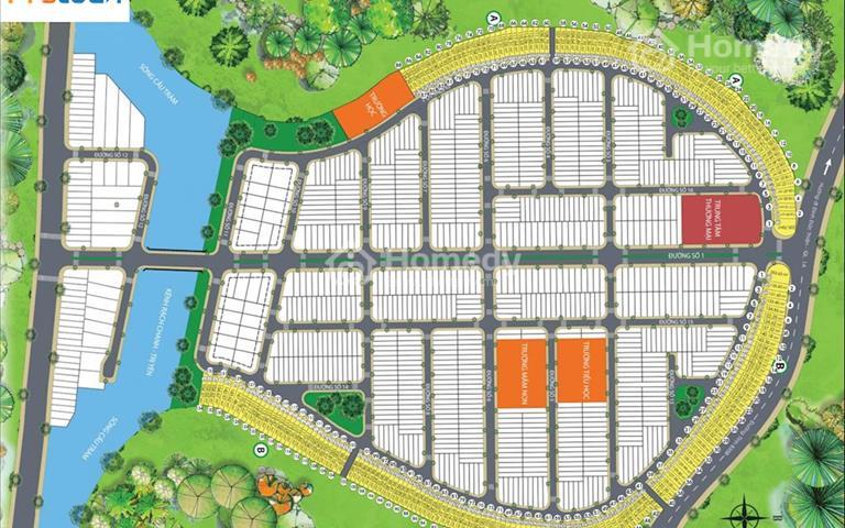 Cần bán gấp lô đất mặt tiền 30m phía nam Sài Gòn - Chiết khấu 10% trong ngày mở bán