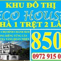Cần bán nhà phố khu dân cư Eco House kinh doanh thuận lợi, đáp ứng nhu cầu cuộc sống