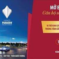 Hà Nội Paragon - Chung cư cao cấp - Mở bán tòa C đẹp nhất dự án